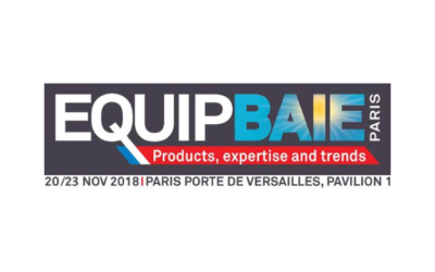 "Lamda Leventis S.A at the ""Equipbaie"" in Paris"